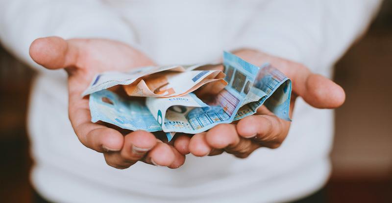 Dinheiro em espécie